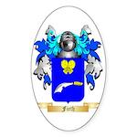 Firth Sticker (Oval 50 pk)