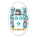 Firth 2 Sticker (Oval 50 pk)