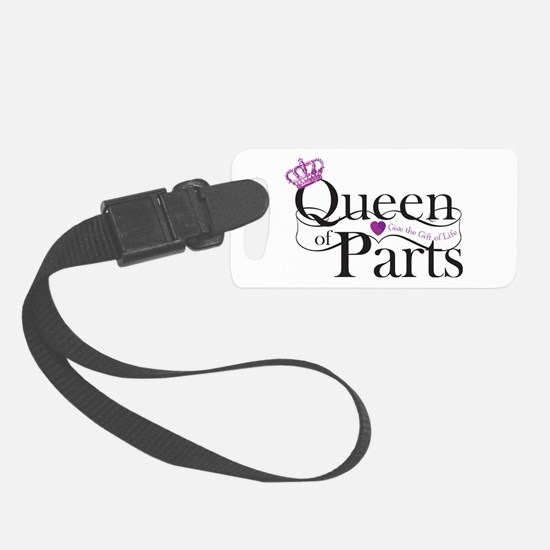 Queen Of Parts Luggage Tag