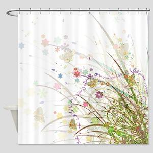 New Creation Shower Curtain