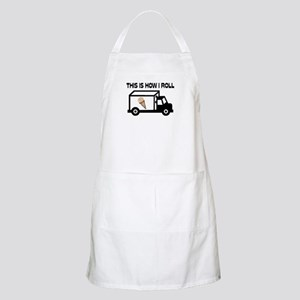 This Is How I Roll Ice Cream Truck Apron