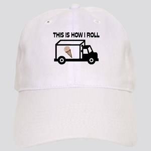 This Is How I Roll Ice Cream Truck Cap