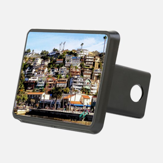 Houses On The Hill Hitch Cover