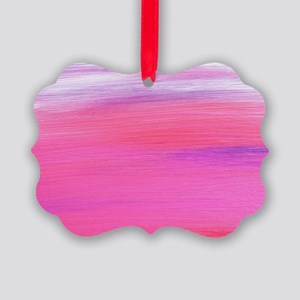 Painting Art Picture Ornament