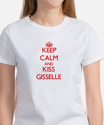 Keep Calm and Kiss Gisselle T-Shirt