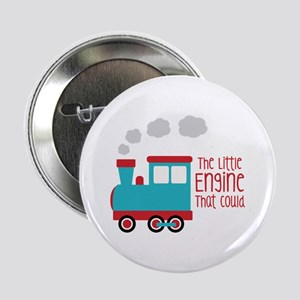 """The Little Engine That Could 2.25"""" Button"""