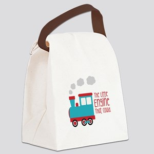The Little Engine That Could Canvas Lunch Bag