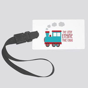 The Little Engine That Could Luggage Tag