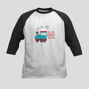 The Little Engine That Could Baseball Jersey