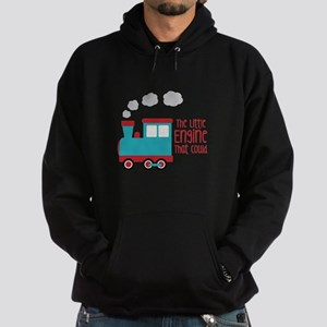 The Little Engine That Could Hoodie