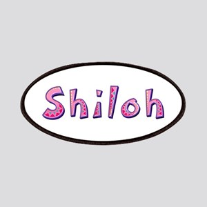 Shiloh Pink Giraffe Patch