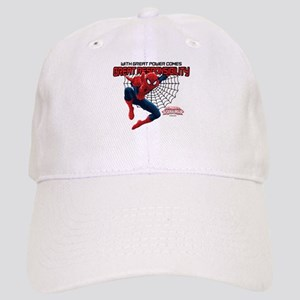 Spiderman: With Great Power Cap