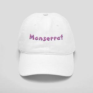Monserrat Pink Giraffe Baseball Cap
