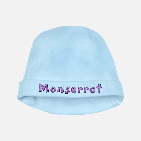 Monserrat Pink Giraffe baby hat