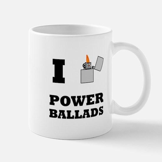 Lighter Ballads Mugs