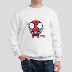 Spiderman Mini Sweatshirt
