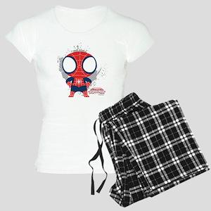 Spiderman Mini Women's Light Pajamas