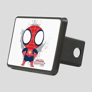 Spiderman Mini Rectangular Hitch Cover