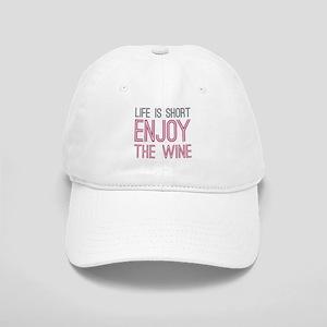 Life Short Wine Cap