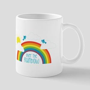 Over The Rainbow Mugs