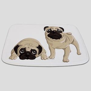 Pugs Bathmat