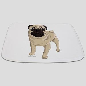 Pug Bathmat