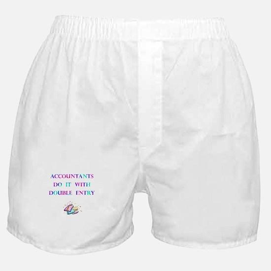 Accountant Gift Boxer Shorts