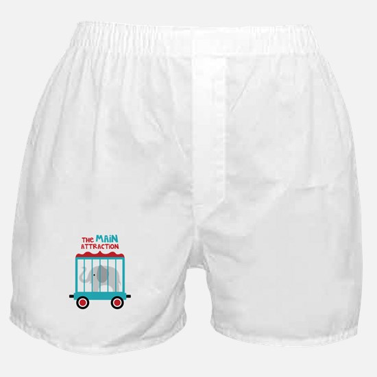 The Main Attraction Boxer Shorts