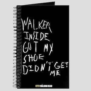 walking dead carl's Journal