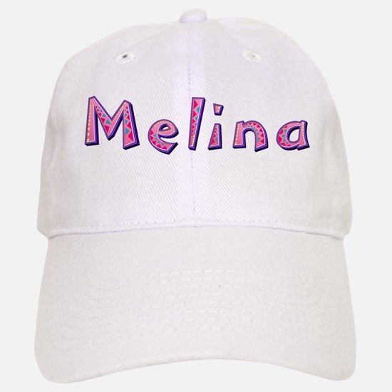 Melina Pink Giraffe Baseball Baseball Baseball Cap