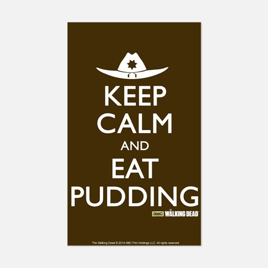 Walking Dead #pudding Decal