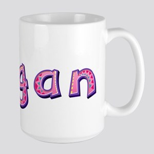 Megan Pink Giraffe Mugs