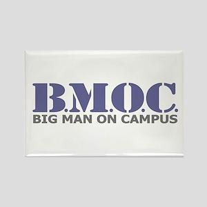 BMOC (Big Man On Campus) Rectangle Magnet