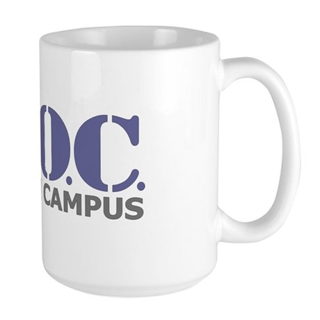 BMOC (Big Man On Campus) Large Mug