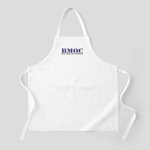 BMOC (Big Man On Campus) BBQ Apron