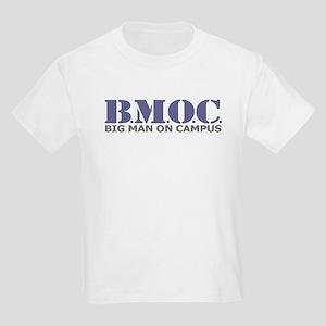 BMOC (Big Man On Campus) Kids Light T-Shirt