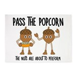 Pass Popcorn Nuts 5'x7'Area Rug