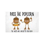 Pass Popcorn Nuts Area Rug