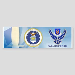 Reserve Command USAF Sticker (Bumper)