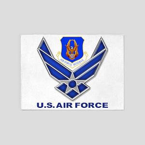 Reserve Command Usaf 5'X7'area 5'X7'area Rug