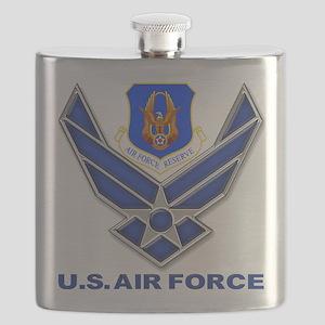 Reserve Command USAF Flask