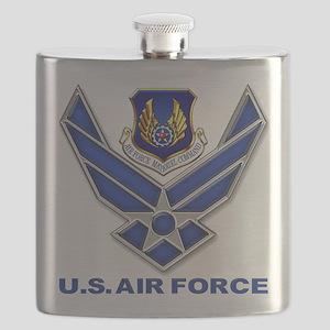Air Materiel Command Flask