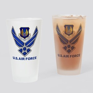 Air Materiel Command Drinking Glass