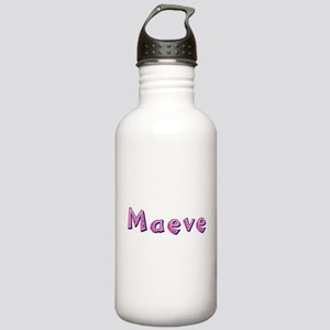 Maeve Pink Giraffe Water Bottle