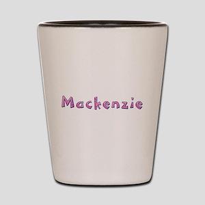 Mackenzie Pink Giraffe Shot Glass