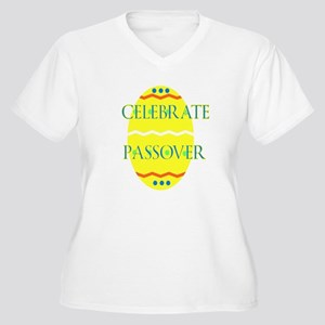 Passover Egg Plus Size T-Shirt