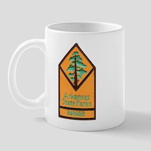 Arkansas Park Ranger Mug