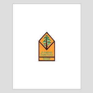 Arkansas Park Ranger Small Poster