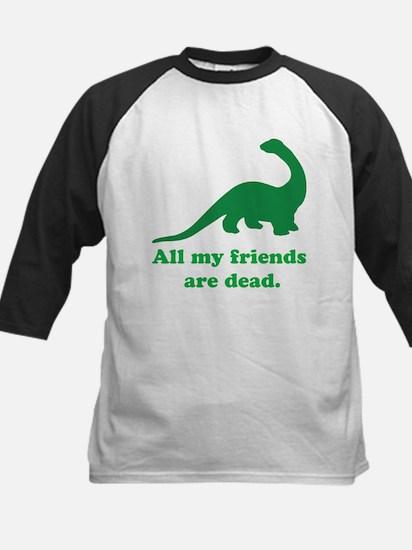 All My Friends Baseball Jersey