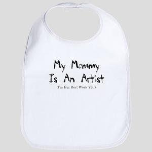 mommyartist Baby Bib